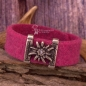 Preview: Trachten Armband rosa