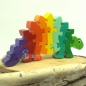 Preview: Dinosaurier als 3D Holz Puzzle